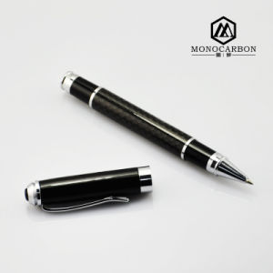 Good Quality Business Men Carbon Fiber Metal Pen pictures & photos