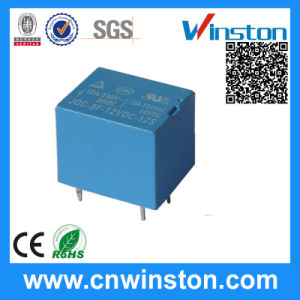 Jqc-3f General Purpose Miniature Auto Latching Electromagnetic Relay with CE pictures & photos