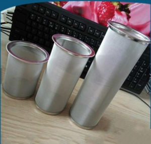 304 Stainless Steel 80 100 150 Mesh 150 Micron Cold Brewing Iced Coffee Brewing Filter Tube pictures & photos
