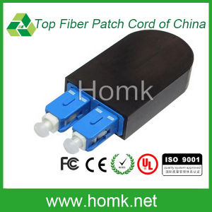 Sc PC Fiber Optic Loopback with Cover pictures & photos