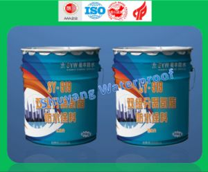 Double-Component PU Waterproof Coating pictures & photos