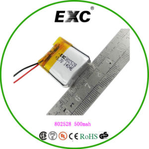 802528 082528 8*25*28mm Li-ion Battery 3.7V 600mAh pictures & photos