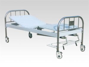 Manual Medical Bed for Stainless Steel (FM-611)