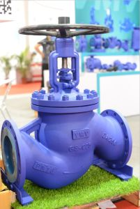 ASTM A194 Cast Steel GS-C25 Globe Valve