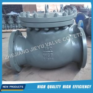 Cl150 Nps 12 API Swing Check Valve Flange Ends pictures & photos