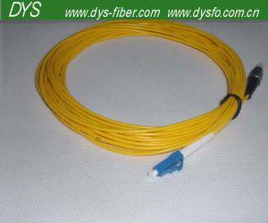 LC/PC-FC/PC Fiber Optic Patch Cord pictures & photos