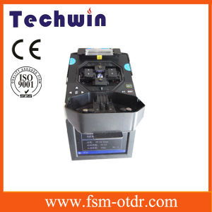 Techwin High Quality Fiber Optic Fusion Splicer pictures & photos