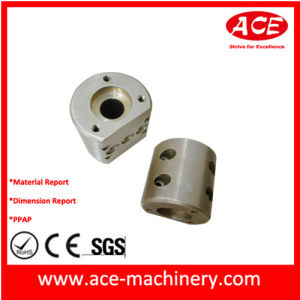 OEM Alloy Aluminum Lathing Machinery Part Hardware pictures & photos