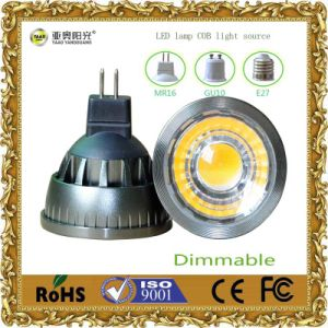 3W 5W 7W GU10 LED Lamp Cup pictures & photos