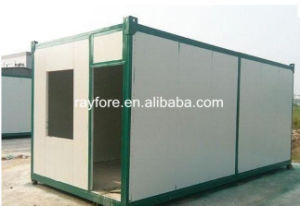 Neopor Eco Friendly High Quality Steel Framed Container China pictures & photos
