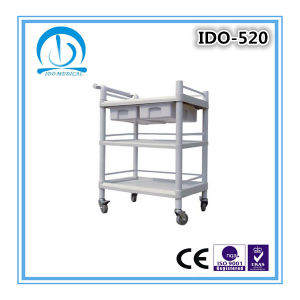 Ce ISO Approved Hospital Medical Trolley Cart pictures & photos