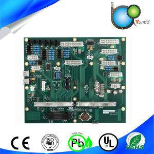 Green Fr-4 OEM Multilayer Gold Plating PCB pictures & photos