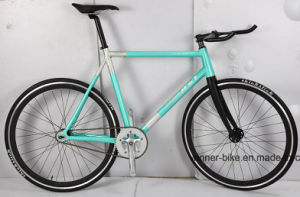 Carbon Fiber Wheels Alloy Fixed Bike pictures & photos