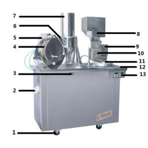 Dtj-V Semi-Auto Capsule Filling Machine pictures & photos