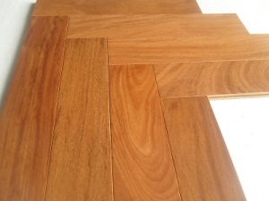 C&L Natural Color Brazilian Teak Solid Wood Flooring pictures & photos