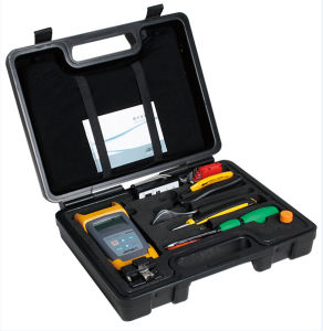 Optical Cable Inspection and Maintenance Tool Kits pictures & photos