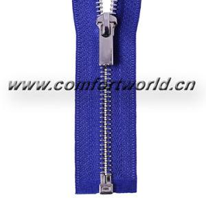 No 5 Anti Brass Zipper O/E a/L pictures & photos