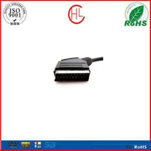 China Made Scart Cable with Best Price pictures & photos