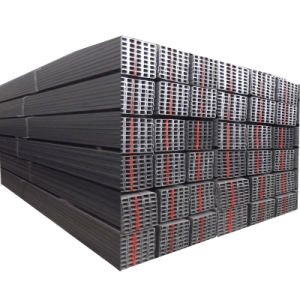 Ss400 JIS Standard Steel Channel Bar with Different Size pictures & photos