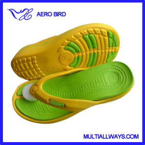 Simple Style Comfortable Men EVA Injection Footwear Slipper Sandal pictures & photos