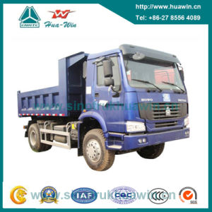 Sinotruk HOWO 4X2 Dump Truck Euro 2 pictures & photos
