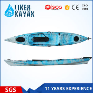 Extreme Angler Fishing Kayak Wholesale/Professional Sit on Top Kayak Fishing/Made in China Cheap Kayaks pictures & photos