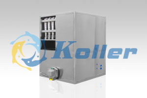 2 Tons/Day CE Approved Cube Ice Machine for France pictures & photos