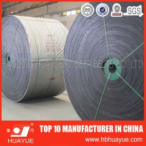 Quality Assured Transmission Belt, Nylon Fabric Rubber Conveyor Belt System Huayue pictures & photos