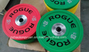 High Qualiy PU/CPU Bumper Plates pictures & photos