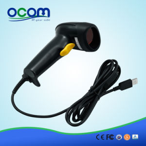 USB Auto Scanning 1d Handheld Laser Bar Code Reader (OCBS-LA04) pictures & photos