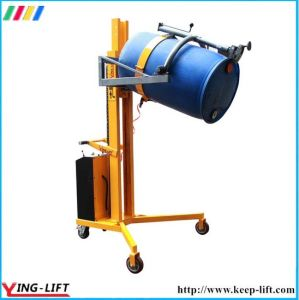 Steel&Plastic Electric Rotation V-Shaped Drum Lift Dtf300 pictures & photos