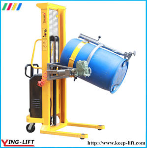 Semi-Electric Drum Rotator for Steel&Plastic Drums Yl520 pictures & photos