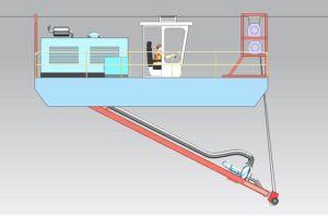 Auger Suction Dredger (LDASD-50) pictures & photos