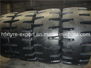 Heavy Loader Tyre, L5 Tread Pattern Tyre 23.5r25 26.5r25 29.5r25 29.5r29 OTR Tyres for Earthmovers Dump Trucks pictures & photos
