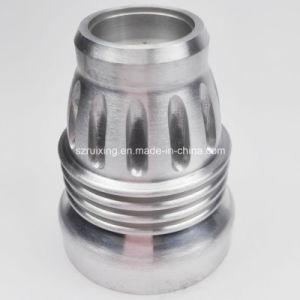 CNC Machining of Aluminum Spare Part