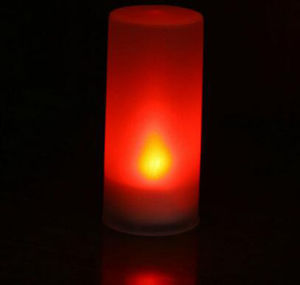 Hot Sale Battery Operated Flameless Candles pictures & photos
