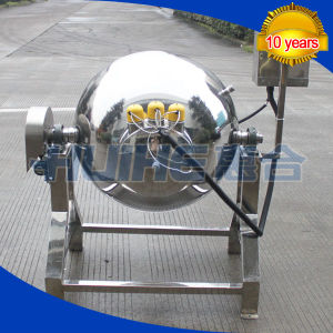 Electric Heated Jacketed Kettle for Food pictures & photos