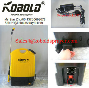 (KB-16EL-8) 16L Agriculture Battery Sprayer with Big Pump12ah12V Battery pictures & photos
