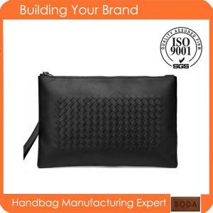 Design Genuine Leather Fashion Men Bag pictures & photos