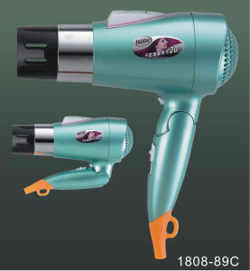 Household&Travel Professional Foldable Hair Dryer S1808-89c
