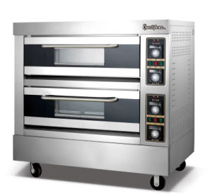 hot sale bakery equipment electric deck oven bread oven pizza oven baking oven