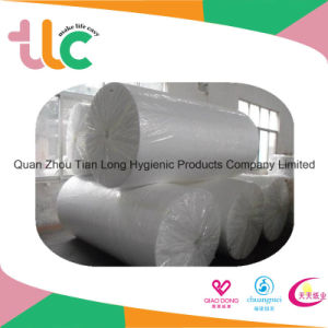 Baby Diaper Sanitary Napkin Row Material Spunbonded Non Woven Fabrics pictures & photos