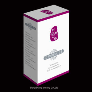 Paper Packaging Box for Skin Care Cream (Cosmetics)