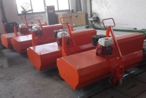Gasoline Brushing Machine for Artificial Grass pictures & photos