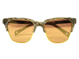 Famous Women Sunglasses High Quality Brand Designer Acetate Sunglasses pictures & photos