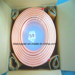 Copper Tube Pancake Coil of 5/8 pictures & photos
