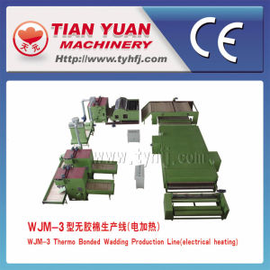 Non Woven Wadding Machine (comforter making machine) pictures & photos