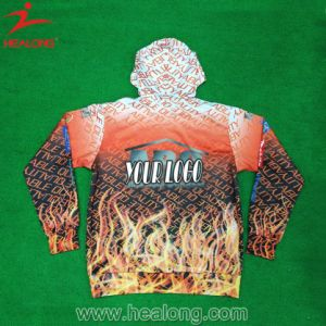 Healong Durable Sublimated Printing All Over Print Hoodies pictures & photos