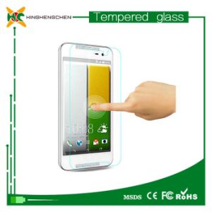 Wholesale Touch Screen Glass Film for HTC pictures & photos