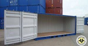 2/3/4/5/6/7/8 Parts Open Side Container Dry Container pictures & photos